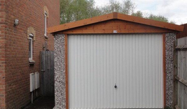 Wessex Concrete Garages Case Studies