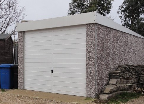 Extra height Garage for VW Camper Van